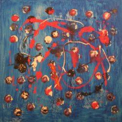 Exaltación, Painting By Neisa Guerra