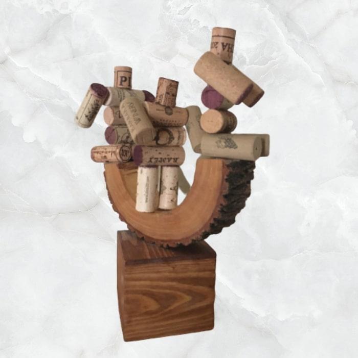 Infinity, Sculpture By Neisa Guerra