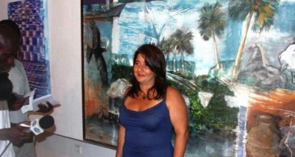 Neisa Guerra Exhibition At Luanda