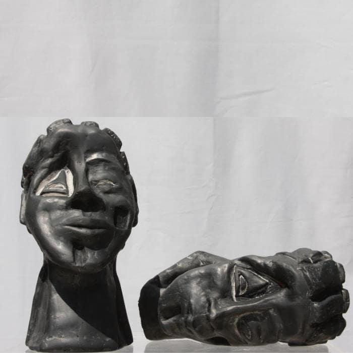 Practice, Sculpture By Neisa Guerra